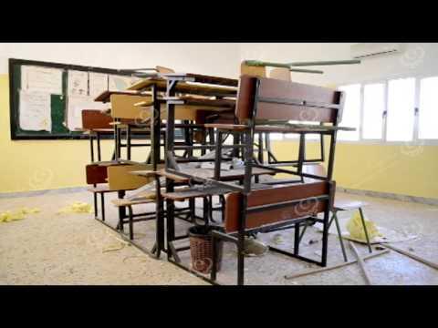 تأجيل الدراسة بمعظم مدارس كاباو