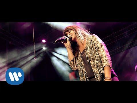 Captura de imagen de videoclip de VAnesa Martín en Youtube