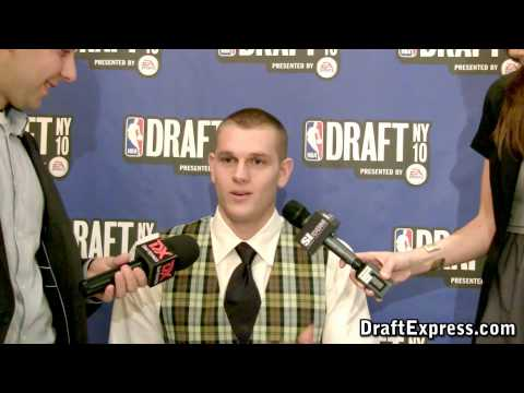 Saturday Morning Cartoons: Getting to know Cole Aldrich