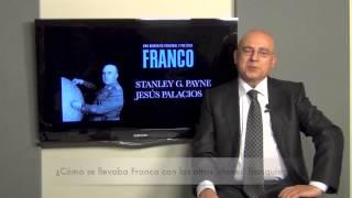 Jesus Palacios, autor de 'Franco, una biografía personal y política'. 26-9-2014