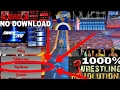 How to play ALL ARENAS IN 2K17MOD(No Download,Wrestling Revolution 3D mod)