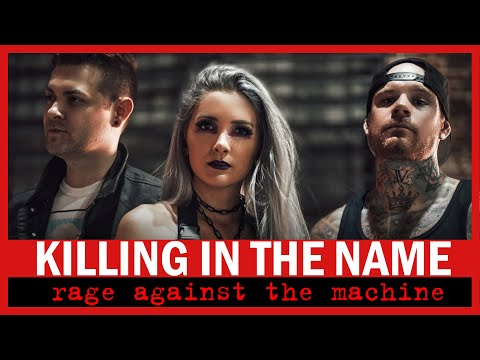 """Rage Against the Machine  """"Killing In The Name"""" Cover by Halocene"""