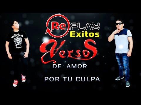 GRUPO VERSOS DE AMOR / POR TU CULPA PRIMICIA (audio oficial)