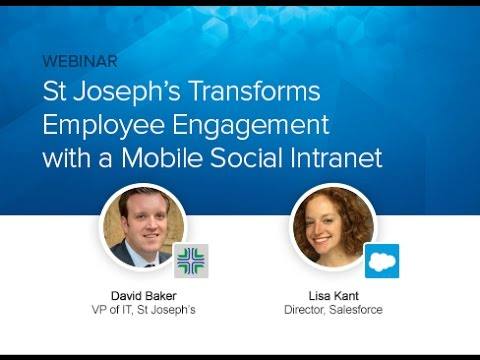 Webcast: St. Josephâs Health Shares Best Practices for Transforming Employee Engagement