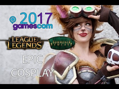 Gamescom 2017 | League Of Legends
