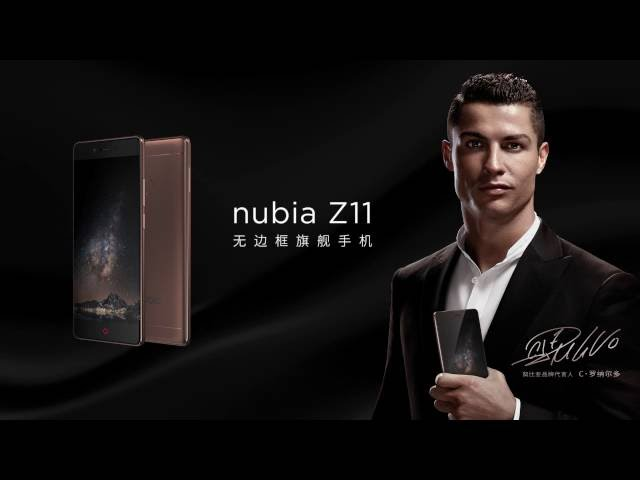 ZTE Nubia Z11 with Borderless Screen – Official Video