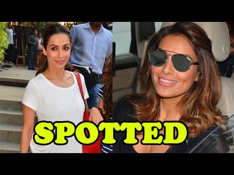 Malaika Arora Khan Spotted For First Time After Se