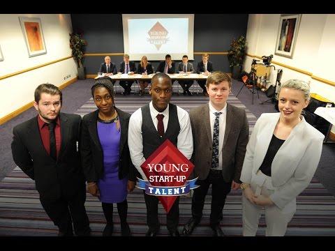Young Start-up Talent Croydon Final 2015