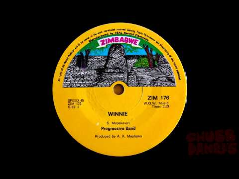 Progressive Band - Winnie/Rozi (Full Single)