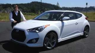 Test Drive The 2013 Hyundai Veloster Turbo