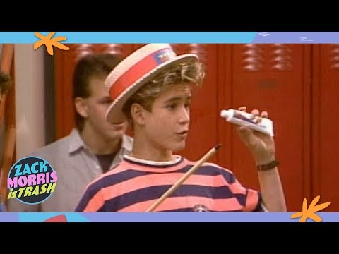 The Time Zack Morris Sold Chemical Burns To His Classmates