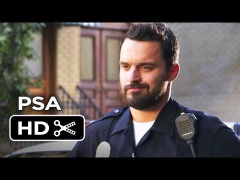 Let's Be Cops PSA - Housesitters (2014) - Jake Johnson, Damon Wayans Jr. Movie HD