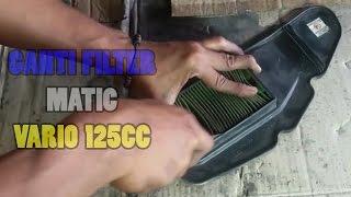 Video Motor Matic Lebih enteng dan irit - Cara ganti Filter/saringan Motor Matic MP3, 3GP, MP4, WEBM, AVI, FLV September 2018