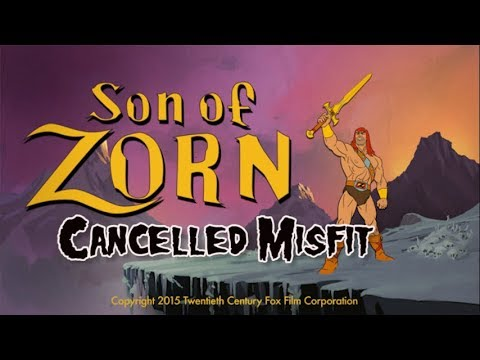 Son Of Zorn   Cancelled Misfit