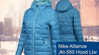 Nike Alliance Jkt-550 Hood Ltw - фото