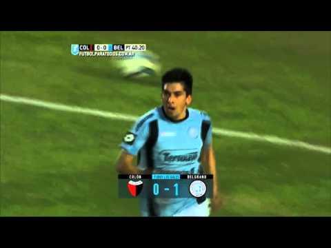 Todos los goles. Fecha 26. Primera División 2015