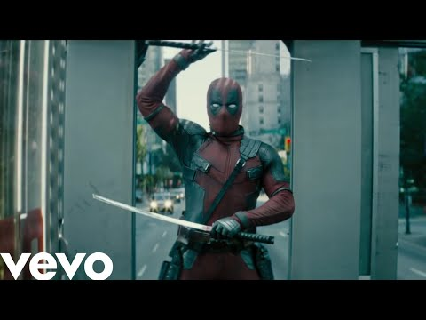 Deadpool 2 - Monster - Skillet (Official Music Video)