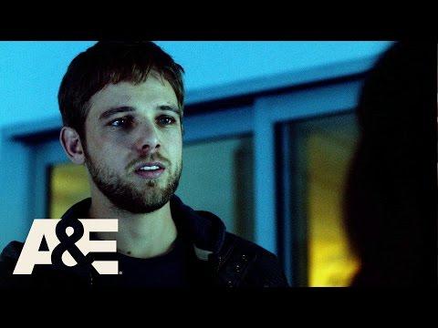 Bates Motel: Dylan Visits Emma in the Hospital (Season 4, Episode 2) | A&E