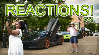 [REACTION Video #33]  Let Me Get This LAMBO Selfie! by DoctaM3's Supercars Personified