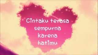 Video Vanessa Angel ft Nicky Tirta - Indah Cintaku (Lirik) MP3, 3GP, MP4, WEBM, AVI, FLV Mei 2018