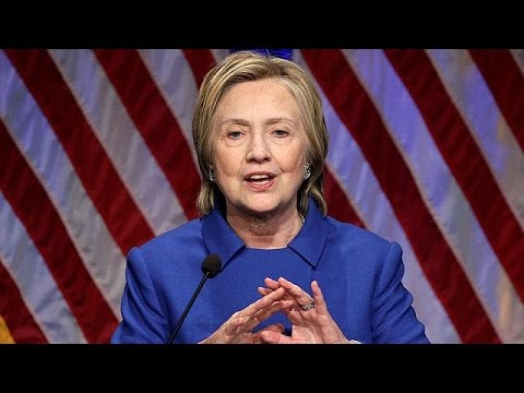 Клинтон: мне не хотелось выходить из дома (видео)