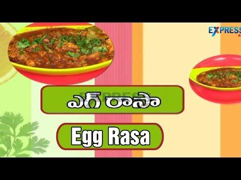 Egg Rasa Recipe : Yummy Healthy Kitchen | Express TV
