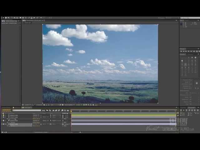 How To Animate Clouds Or how to animate a transformation in depth flash animation tutorial#