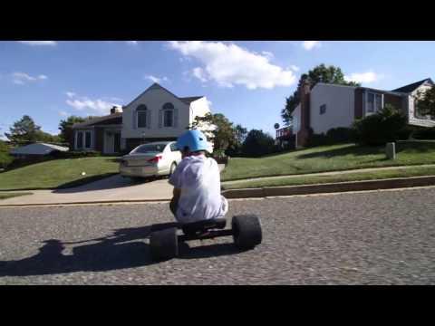 Krunk my Madd Mini Drifter Kinder Dreirad