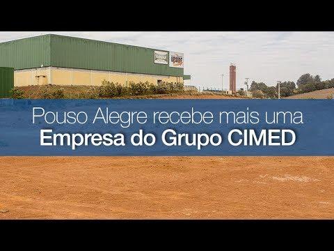Rafael Simões comemora instalação de mais uma importante empresa em Pouso Alegre: a Nutracom