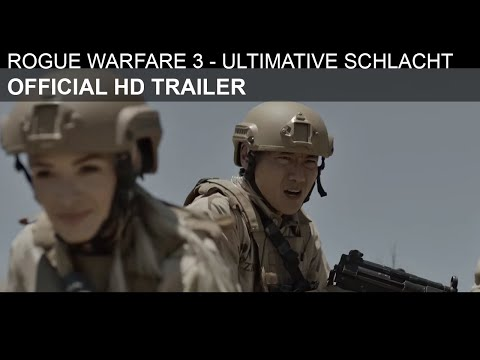 Rogue Warfare 3 - Ultimative Schlacht - HD Trailer