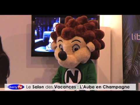 Le Salon des Vacances de Bruxelles 2013 : L'Aube en Champagne