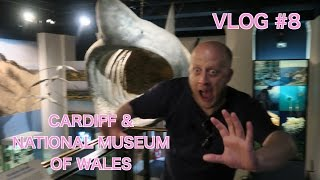 Cardiff & Welsh National Museum - Vlog#8