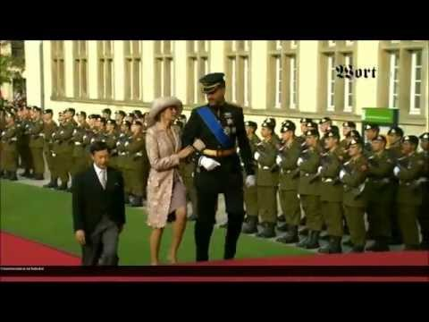Royal - Official programme PDF of the wedding for full info on music, psalms etc. http://download.rtl.lu/2012/10/20/27832133b659448fc288efd065320260.pdf?t=2 Official...
