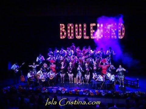 "Coro ""Boulevard Club"" Final Carnaval de Isla Cristina"
