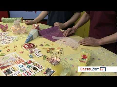 Bastelzeit TV 2 - Part 1 - Hobbyfun Creapop