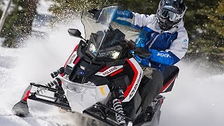 3. TEST RIDE: 2016 Polaris AXYS Switchback Adventure