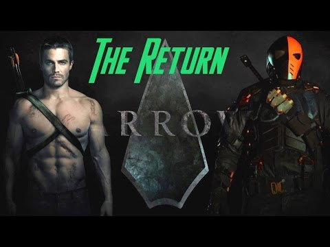 Arrow Season 3 Episode 14 The Return Recap - Deathstroke's Revenge