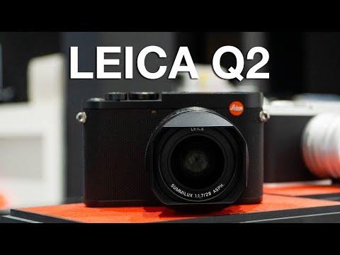 Trên tay Leica Q2 giá 139 triệu đồng - Thời lượng: 5 phút, 26 giây.