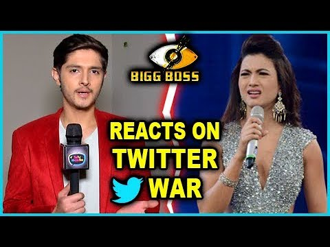 Rohan Mehra Reacts On His Twitter War With Gauhar