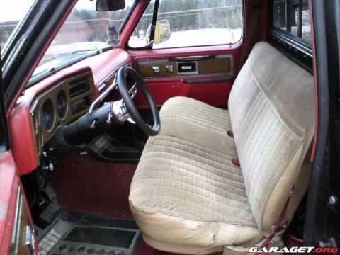 drive....1973-87 chevy trucks