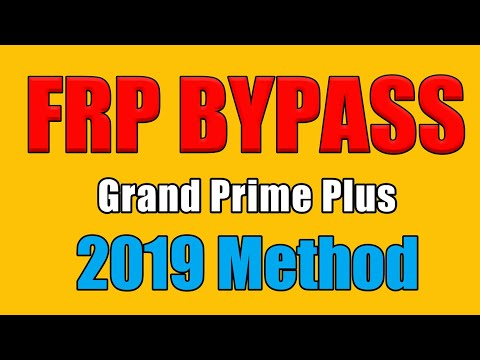 Galaxy Grand Prime Plus FRP Bypass || SM-G532F || KPK Tech