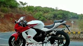 5. 2012 Hyosung GT 650 - Details & Walkaround