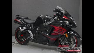 4. 2011  SUZUKI  GSX1300R HAYABUSA  - National Powersports Distributors