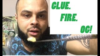 Glue Fire OG!!      --STRAIN REVIEW-- by Asight4soreeyez