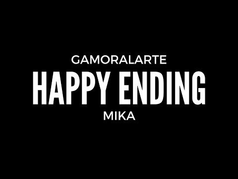 Happy Ending - Mika Cover Piano