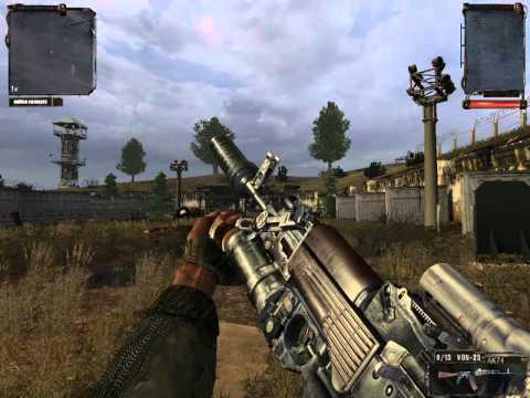S.T.A.L.K.E.R. - Weapons Trailer (март 2004 г.)