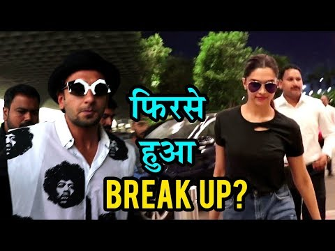 Deepika Padukone And Ranveer Singh SEPERATE, LEAVE