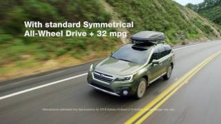 Download Youtube: The Newly Redesigned 2018 Subaru Outback