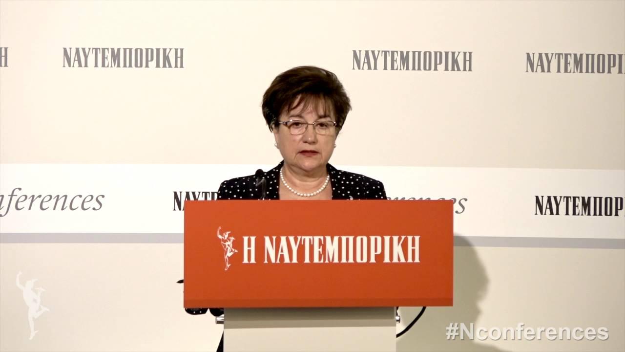 Άρτεμις Αναγνώστου Δεδούλη, Γενική Διευθύντρια Υπουργείου Εργασίας