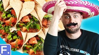 Irish People Taste Test Mexican Food